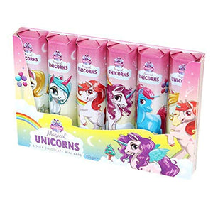 Unicorn Chocolate Minibars
