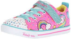Skechers Sparkle Lite Unicorn Trainers