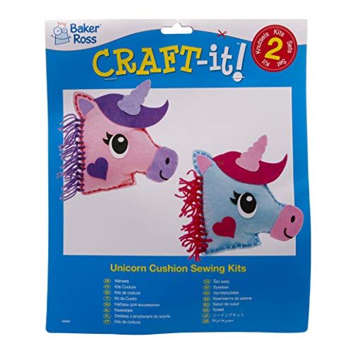 Craft kit unicorns Baker Ross