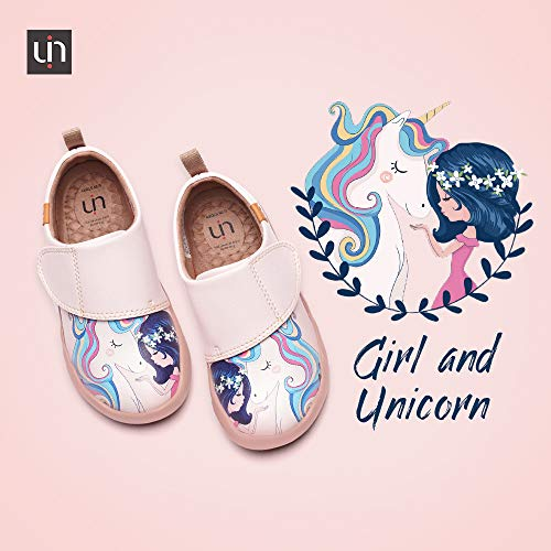 Girl and Unicorn shoe