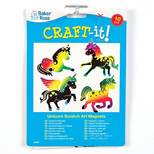 Craft kit fridge magnets