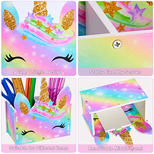 Cute Unicorn Storage Organiser