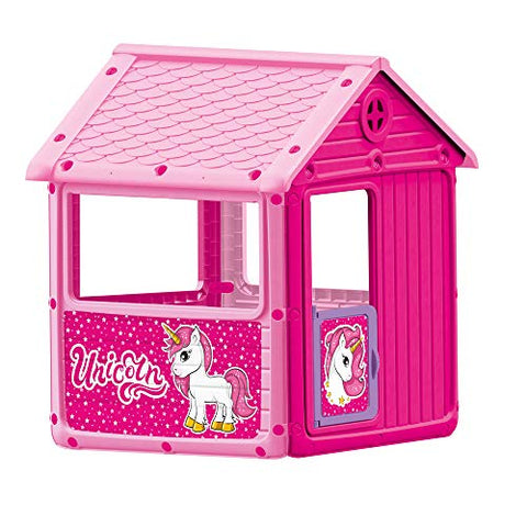 Unicorn Pink Wendy House Kids Garden Toy