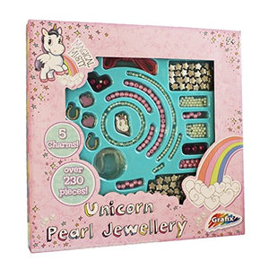 Unicorn jewellery making kit
