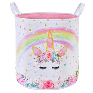 Unicorn Laundry Basket | Toy Storage | Organiser | For Kids