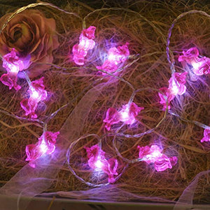 Unicorn Pink Fairy Lights