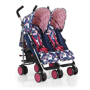 Super Duga Go Magic Unicorn Double Pushchair! (Cosatto Review)