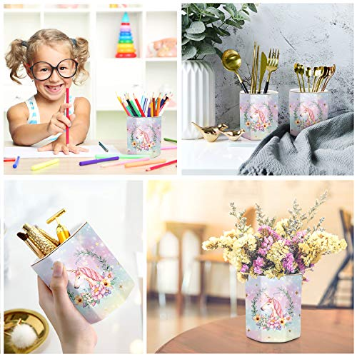 Unicorn Storage Holder | Pens, Cutlery, Make Up, Flowers
