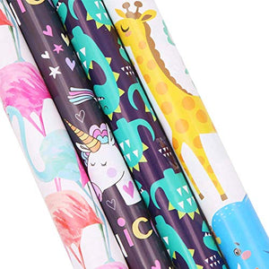 Unicorn Gift Wrap Wrapping Paper