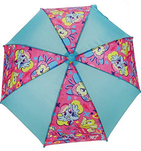 My Little Pony Stick Umbrella | Pink & Blue