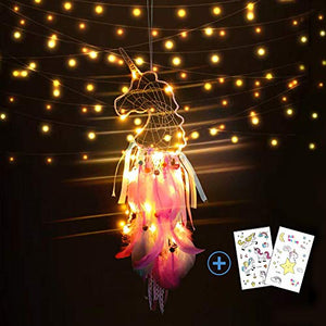 Nice Dream Nice Dream Light Up Dream Catchers for Kids