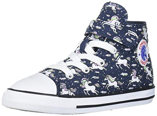 Converse Chuck Taylor All Star- Unicorns Hi Navy/Black/White Canvas Infant