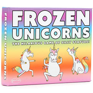 Frozen Unicorns: Silly Statutes |  Card Game