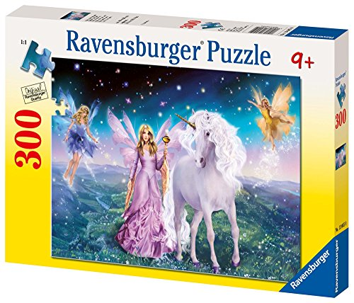 puzzle magical unicorn