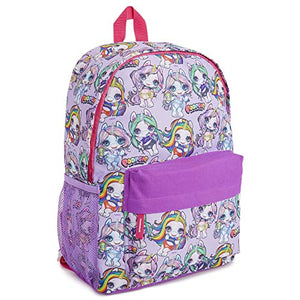 Poopsie unicorn backpack school bag