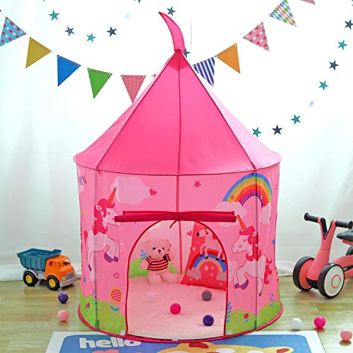 Unicorn Play Tent | Pink | For Kids