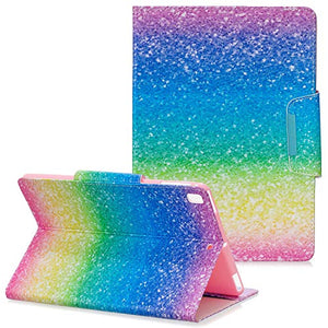 Multi Coloured iPad 8th/7th Gen Case iPad Case With Stand | For Apple iPad 8 2020/iPad 7 2019