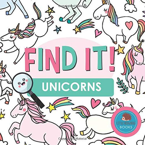 Find it unicorns book