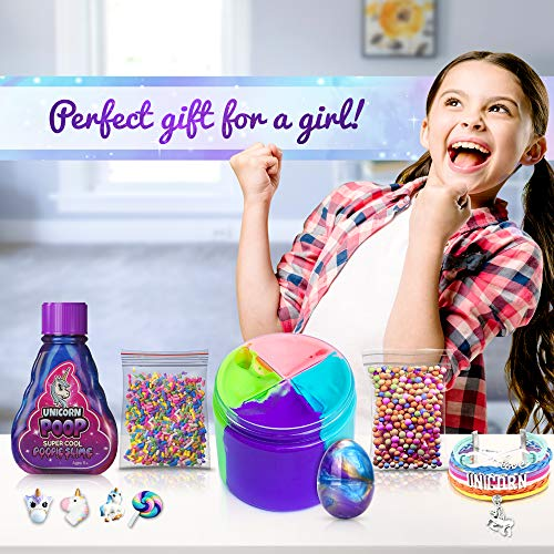 Unicorn Gift Idea For Girl | Slime Making Kit