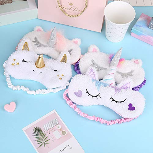 Cute Unicorn Sleeping Masks