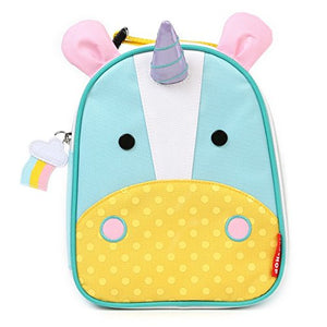 Unicorn Skip Hop Zoo Lunchie | School Lunch Bag