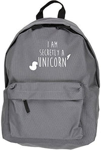 Unicorn Backpack - I am Secretly Unicorn