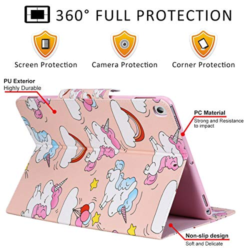 Unicorn iPad Case | With Stand