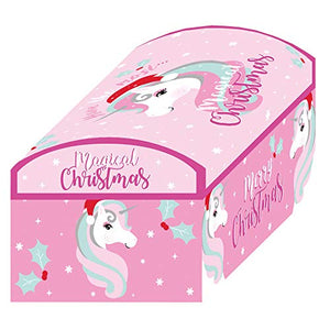 Magical Unicorn Christmas Eve Box | Large | 53x35cm