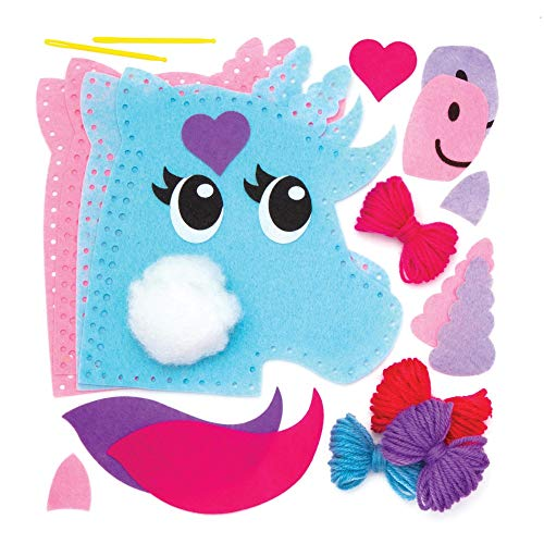 Girls unicorn craft kit