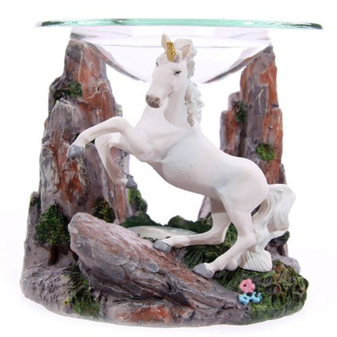 Unicorn wax burner scent smell candle