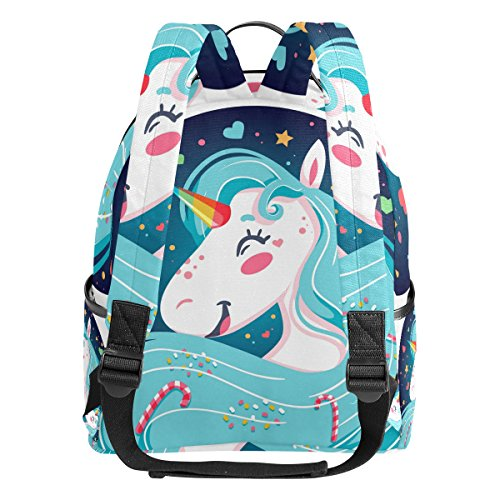 Unicorn Backpack For Girls | Super Cute
