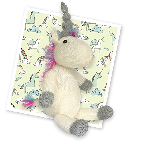 Knit your own unicorn present