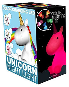 unicorn mood night light