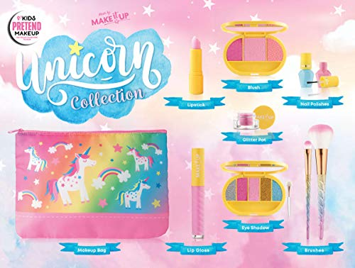 Unicorn make up kit kids