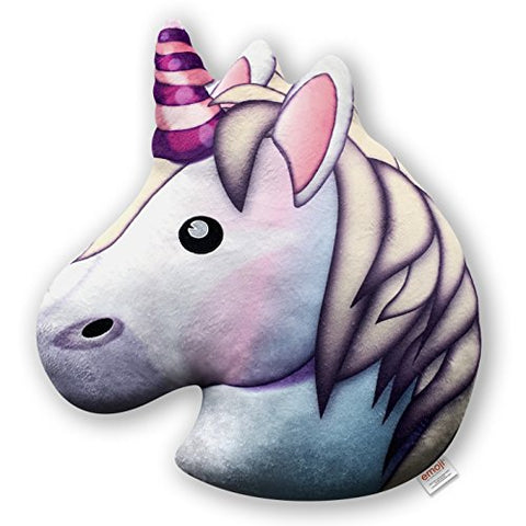 Emoji® Cushion Unicorn Official
