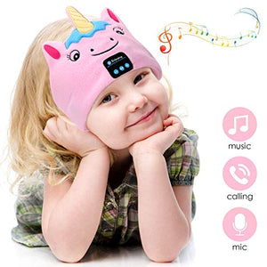 Kids Wireless Headphones | Bluetooth Headband | Noise Cancelling & Volume Limited