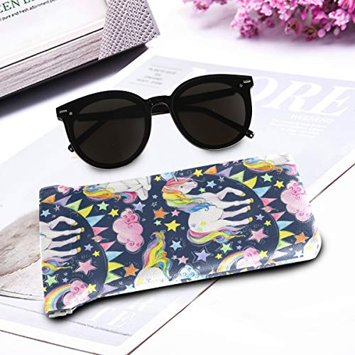 Sunglasses unicorn case