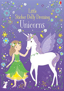 unicorn dress up book