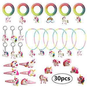Unicorn Birthday Party Bag Fillers | 30pcs