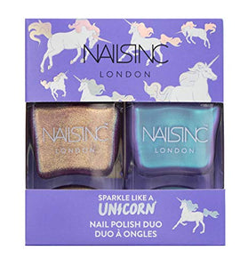 Nailsinc unicorn nail polish varnish