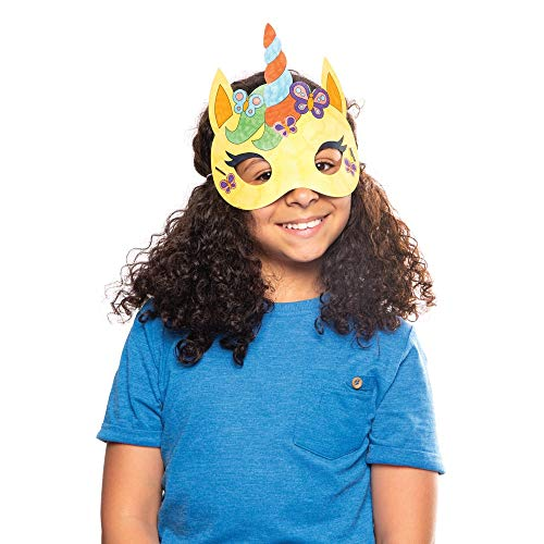 Unicorn kits arts and crafts masks