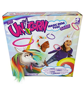Unicorn Magic Ring Toss Game For Kids & Adults | 2-4 Players