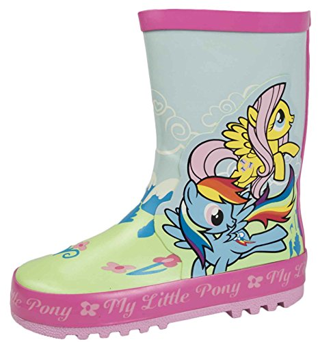 My Little Pony Girls Rubber Wellington Boots | Official Merchandise
