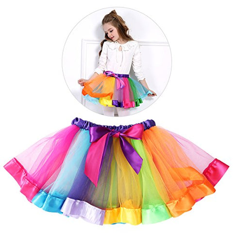 unicorn fancy dress skirt