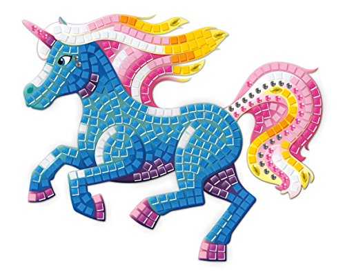 Mosaic unicorn kit