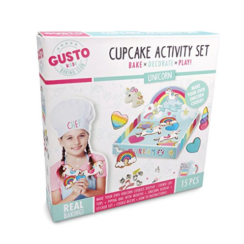 Children's Unicorn Baking Set | Unicorn Gifts For Girls
