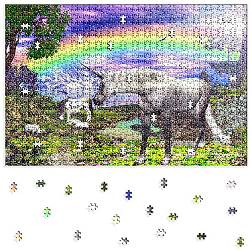Mystical Unicorn Jigsaw Puzzles | 1000 Pieces