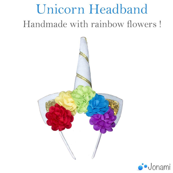 Free Unicorn Headband