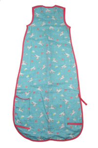 unicorn sleeping bag for todlders