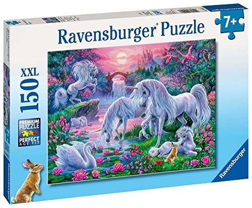 Ravensburg Unicorns at Sunset Puzzle